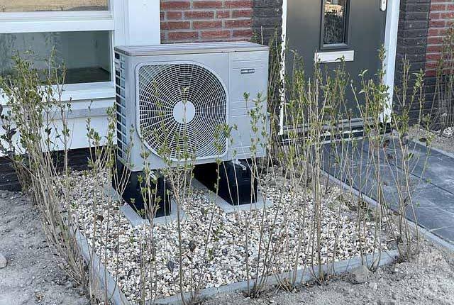 Warmtepomp Den Bosch